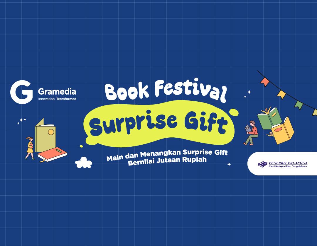 Gramedia Erlangga Suprise Gift