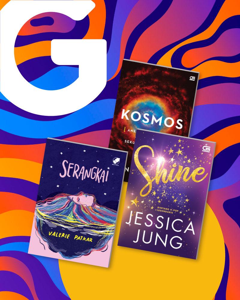 Promo Buku Baru Terpopuler Gramedia
